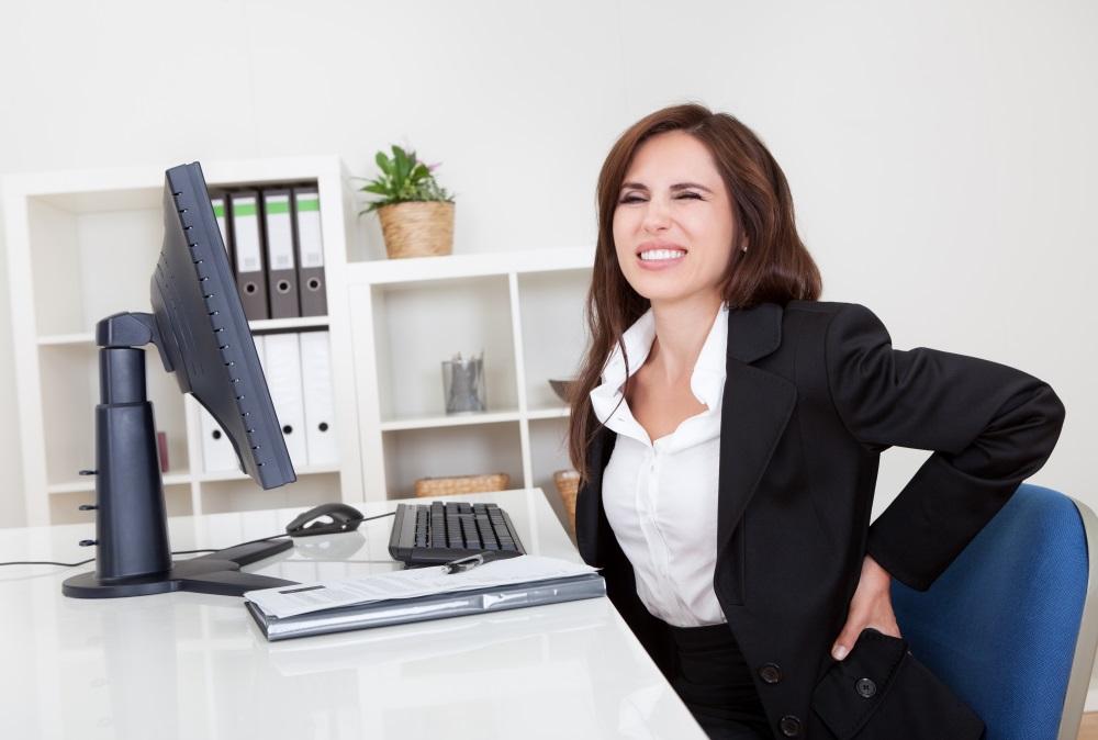 Backache At Work