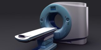 Tomography Scan Machine