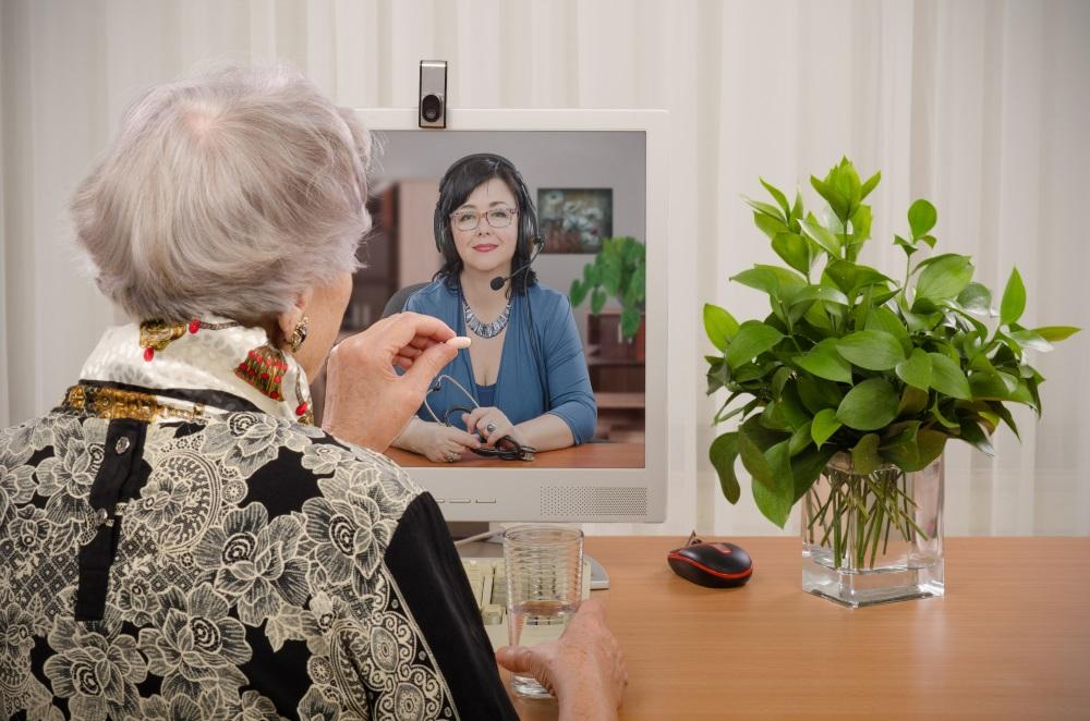 Doctor-patient telehealth relationship